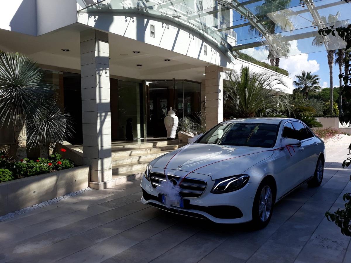 noleggio auto per wedding
