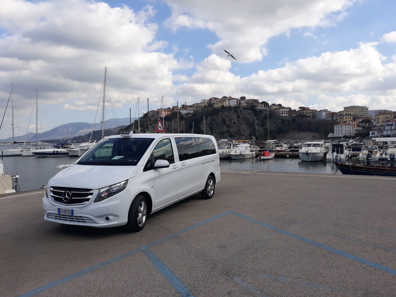 Servizio taxi Agropoli
